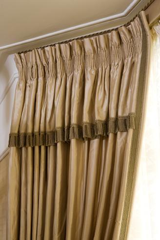 Faulkner Interiors Bespoke Soft Furnishings Draperies